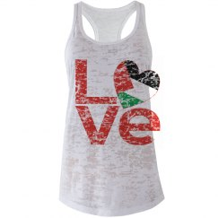 Distressed Palestine LOVE