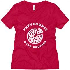 Pizza Over Bronies