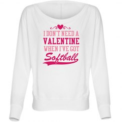Valentine Softball