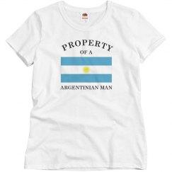 Argentinian Man