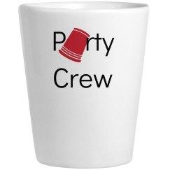 Party crew shots