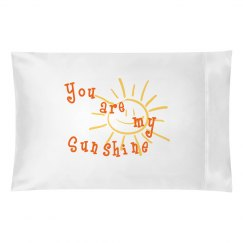 Sunshine-pillowcase