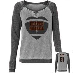 Beaver Got my heart Sweatshirt