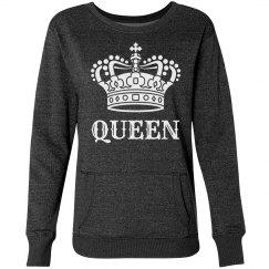 Comfy Glitter Queen