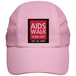 AIDS Walk Promo Hat