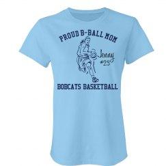 Basketball Mom Pride