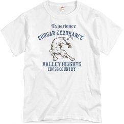 Mascot Cross Country Tee