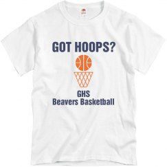 Got Hoops T-Shirt