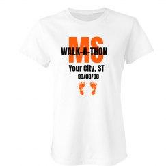 MS Walk Tee