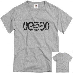 Mens vegan t-shirt