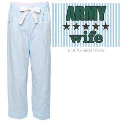 Army Wife Stars