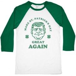 Trump Make St. Patrick's Day Great