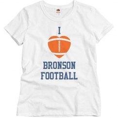 Bronson Eagles Football
