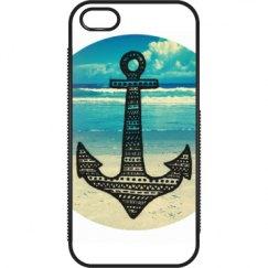 Anchor phone case