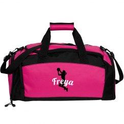 Freya Basketball bag
