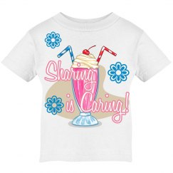 Sharing is Caring Ice Cream Tee