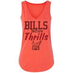 Bills first tank (coral)