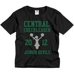 Junior Devils Cheer