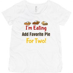 I'm Eating Pie For Two