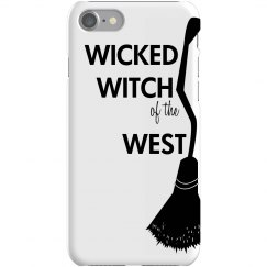 Witch Of The West iPhone