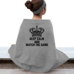 Keep calm and watch game