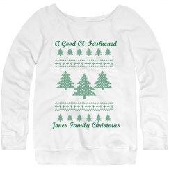 Jones Family Christmas