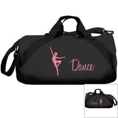 dance duffle bag