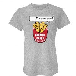 Pixel Fries Over Guys