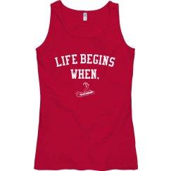 Life begins when....