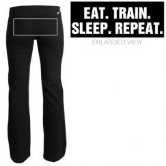 Eat, Train, Sleep, Repeat