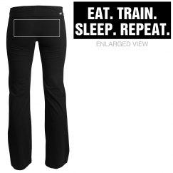 Eat, Train, Sleep, Repeat
