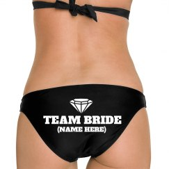 Beach Bound Team Bride