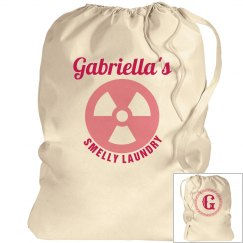 GABRIELLA. Laundry bag