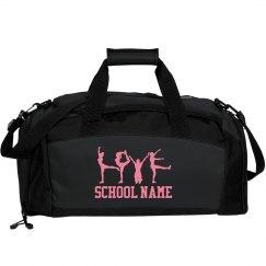 Love Cheer Custom School