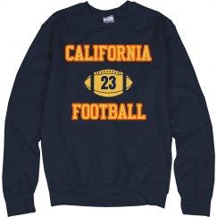 Cali Football Fan