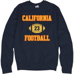 Cali Football Fan