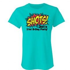 Shots!