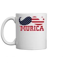 'Murica Mug