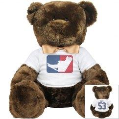 Sports Bear Plush