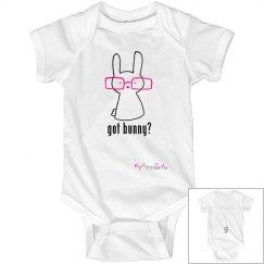 Got Bunny? -PINK - w/TAIL