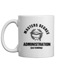 Degree in administration