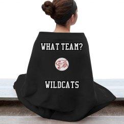 Wildcats Blanket