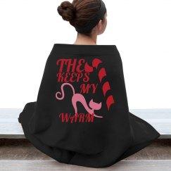 Candy Kane Blanket