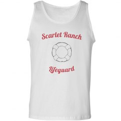Scarlet Ranch Lifeguard