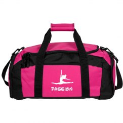Passion gym bag