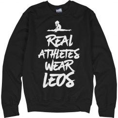 Real Athletes Wear Leos