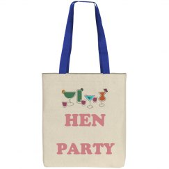 Hen Party Tote