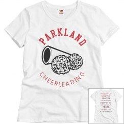 Parkland cheerleading
