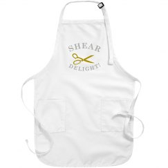 Shear Delight Apron