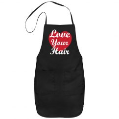 Love Your Hair Apron